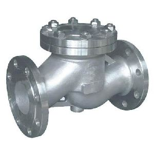 Piston Type Lift Swing Check Valve
