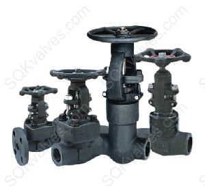 Welded Bonnet Gate Valve