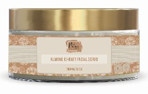 Almond & Honey Facial Scrub