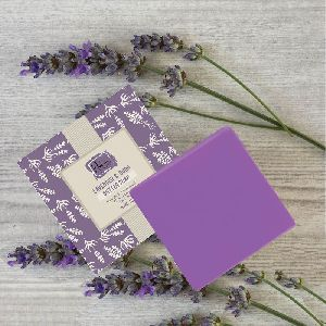Lavender & Oudh Butter Soap
