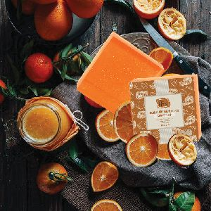 Orange Glycerin Sugar Soap