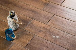 Wooden Strip Tiles