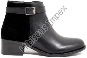 Ladies Low Ankle Boots