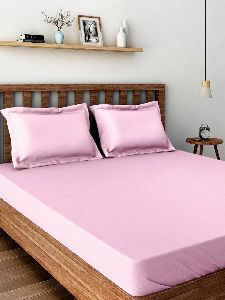 ELASTIC FITTED BEDSHEET SET 1+2