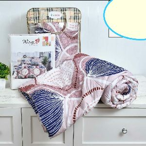 IMPORTED REVERSIBLE COMFORTER SET