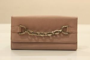 Ladies Stylish Leather Wallet