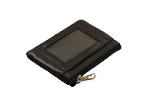 Pocket Leather Coin Wallet