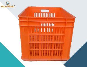 Plastic Mesh Crate