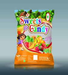 Candy Packaging Pouches