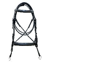 Harness Leather Bitless Bridle
