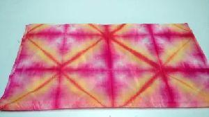 Cotton Shibori Tie Dye Fabric