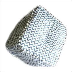Hand Block Printed Pouf Cover