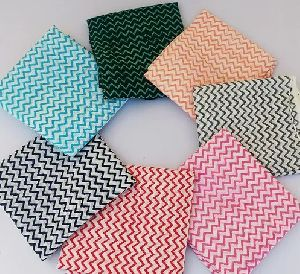 Leheriya Cotton Fabric