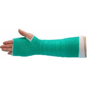 Orthopedic Green Casting Tape