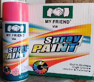 My Friend Spray Paint