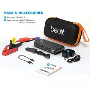 Beatit Portable Car Jump Starter Booster