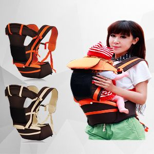 Beige Baby Hipseat Carrier (B8025)