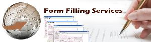 Online Form Filling Services