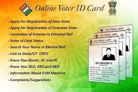 Voter ID Card Registration Services