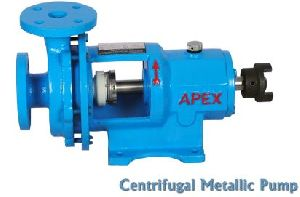 Centrifugal Metallic Pump