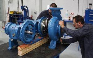 Centrifugal Pump Repairing Service