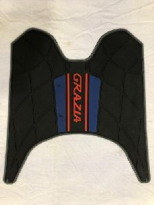 Two Wheeler Foot Mat