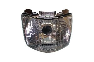 Two Wheeler Head Light
