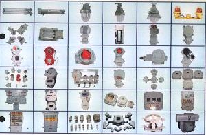 Flameproof Switchgears