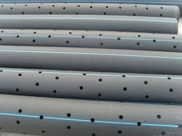 HDPE Perforated Pipes