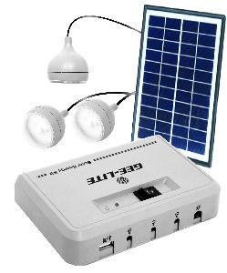 GL-10 Solar Home Lighting System