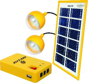 GL-20 Solar Home Lighting System