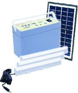 GL-9 Solar Home Lighting System