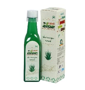 Natural Aloevera Juice