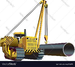 Pipelayer Crane