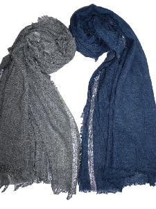 Plain Fashion Scarves
