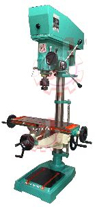 Pillar Type Milling cum Drilling machine