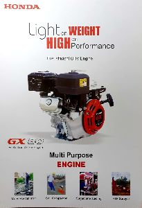 Honda General Purpose Engine (GX 80)