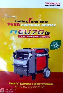 Honda Petrol Generator (EU70Is)