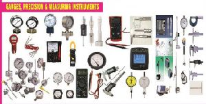 Precision Measuring Instruments and Gauges