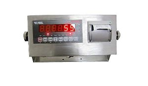 Printing Weighing Indicator