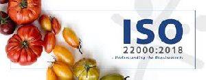ISO 22000:2018 Certification