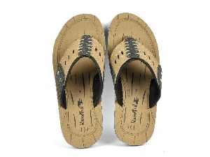1920 Mens PU Slipper