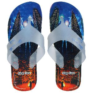 GLOW-4 Mens Hawai Slipper
