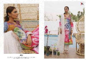 Deepsy Coco Cotton Pakistani Style Embroidered Suits
