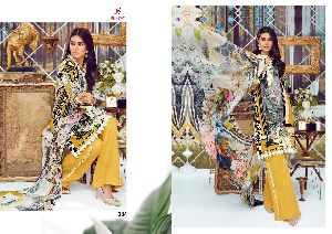 Firdous Vol 4 Nx Pakistani Style Embroidered Suits