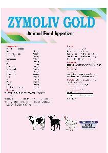Zymoliv Gold Poultry Feed Supplement