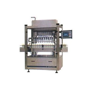 Semi Automatic Time Flow Filling Machine