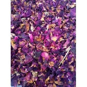 Red Dried Rose Petal