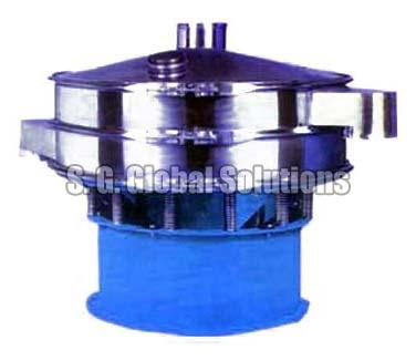 Gyro Sieving Machine