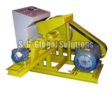 Small Scale Extruder Machine